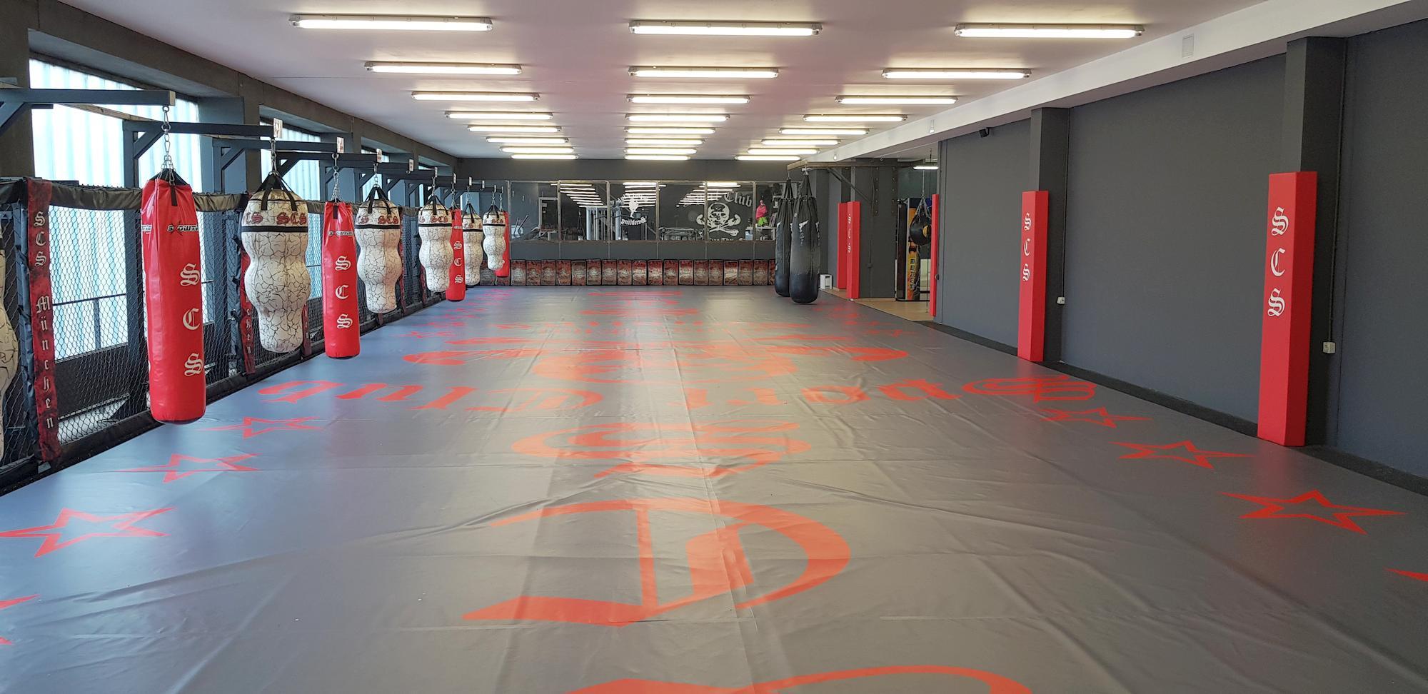 Sportclub KickboxenK ampfsport Kids